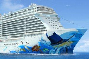 Norwegian Cruise Line Norwegian Escape Mainstream Cruise Ship