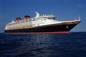 Disney Cruise Line Disney Wonder Mainstream Cruise Ship