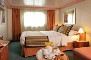 Costa Cruise Lines Costa Serena Mainstream Cruise Ship