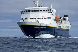 Lindblad Expeditions Natl Geographic Explorer Expedition Cruise Ship