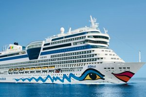 AIDA Cruises AIDAsol Mainstream Cruise Ship