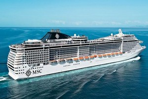 MSC Cruises MSC Divina Mainstream Cruise Ship