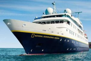 Lindblad Expeditions Natl Geographic Orion Expedition Cruise Ship