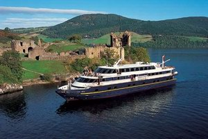 Magna Carta Steamship Company Lord of the Glens Specialty Cruise Ship