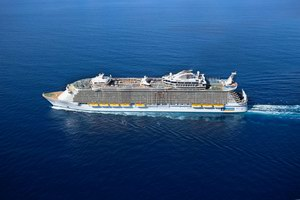 Royal Caribbean International Oasis of the Seas Mainstream Cruise Ship