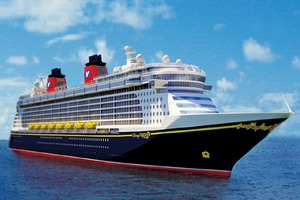 Disney Cruise Line Disney Fantasy Mainstream Cruise Ship