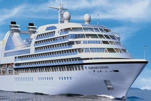 Seabourn Seabourn Sojourn Luxury Cruise Ship