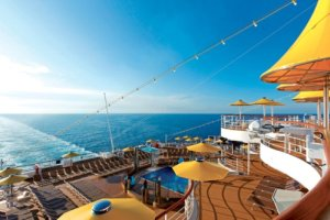 Costa Cruise Lines Costa Favolosa Mainstream Cruise Ship