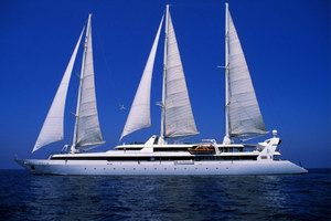 Ponant Le Ponant Specialty Cruise Ship