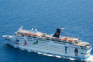 Ibero Cruises Grand Celebration Mainstream Cruise Ship