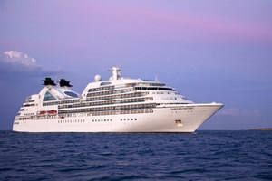 Seabourn Seabourn Odyssey Luxury Cruise Ship