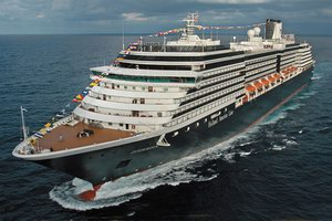 Holland America Line Zuiderdam Premium Cruise Ship