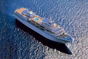 Voyages to Antiquity Aegean Odyssey Specialty Cruise Ship