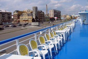 Imperial River Cruises Taras Shevchenko River Cruise Cruise Ship