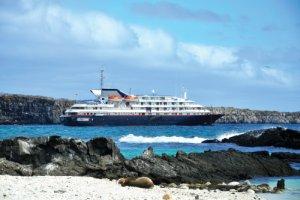 Silversea Cruises Silver Galapagos Luxury Cruise Ship
