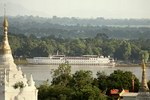 Belmond Road to Mandalay Cruise Schedule & Sailings