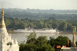 Belmond Belmond Road to Mandalay Specialty Cruise Ship