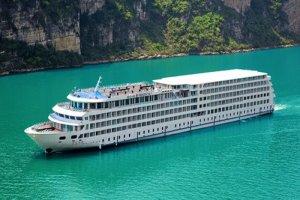 President Cruises President VII River Cruise Cruise Ship
