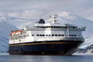 Alaska Marine Highway Kennicott Specialty Cruise Ship