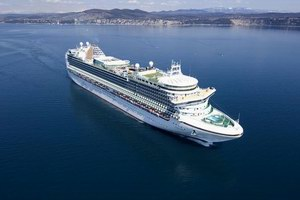 P&O Cruises Ventura Mainstream Cruise Ship