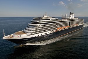 Holland America Line Eurodam Premium Cruise Ship
