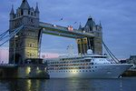 6 Night Scandinavia/Northern Europe Cruise from Southampton, England