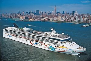 Norwegian Cruise Line Norwegian Dawn Mainstream Cruise Ship