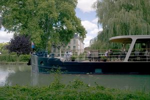 French Country Waterways Adrienne Specialty Cruise Ship