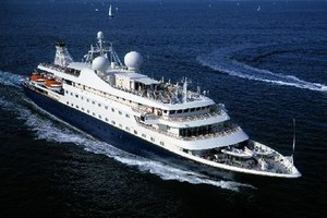 SeaDream Yacht Club SeaDream II Luxury Cruise Ship