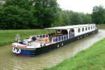 6 Night European Inland Waterways Cruise from Chatillon-sur-Loire, France