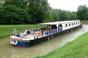 European Waterways Renaissance Specialty Cruise Ship
