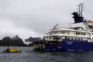 Quark Expeditions Sea Spirit Expedition Cruise Ship