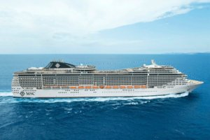 MSC Cruises MSC Preziosa Mainstream Cruise Ship