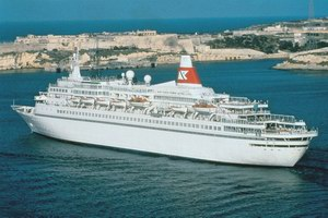 Fred. Olsen Cruise Lines Black Watch Mainstream Cruise Ship