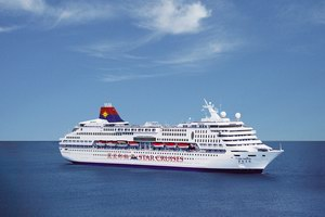 Star Cruises SuperStar Aquarius Mainstream Cruise Ship