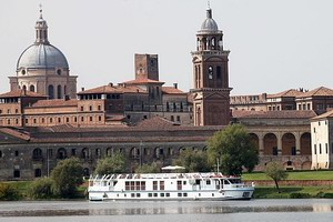 European Waterways La Bella Vita Specialty Cruise Ship