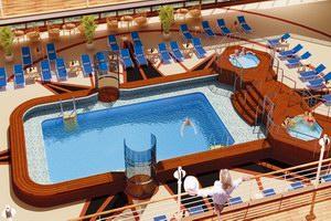 Cunard Line Queen Elizabeth Premium Cruise Ship