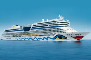 AIDA Cruises AIDAmar Mainstream Cruise Ship