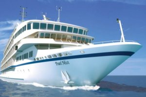 Pearl Seas Cruises Pearl Mist Premium Cruise Ship