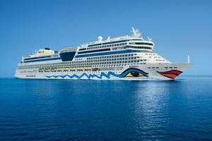 AIDA Cruises AIDAblu Mainstream Cruise Ship