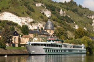 CroisiEurope Seine Princess River Cruise Cruise Ship