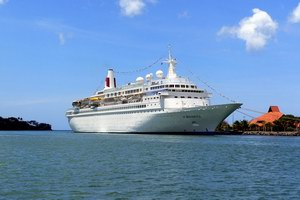 Fred. Olsen Cruise Lines Boudicca Mainstream Cruise Ship