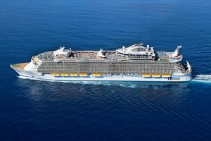 Royal Caribbean International Allure of the Seas Mainstream Cruise Ship