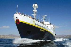 Lindblad Expeditions Natl Geographic Endeavour Expedition Cruise Ship