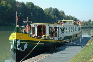 European Waterways Savoir Faire Specialty Cruise Ship