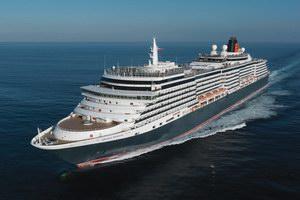 Cunard Line Queen Victoria Premium Cruise Ship