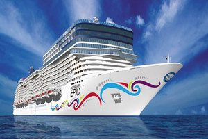 Norwegian Cruise Line Norwegian Epic Mainstream Cruise Ship