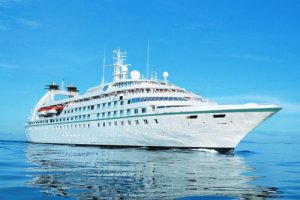 Windstar Cruises Star Pride Luxury Cruise Ship