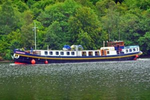 European Waterways Scottish Highlander Specialty Cruise Ship