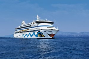AIDA Cruises AIDAaura Mainstream Cruise Ship